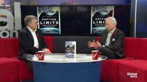 Astronaut Dr. Dave Williams details life in book 'Defying Limits'